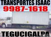 Transportes isaac fletes y mudanzas tel99871618