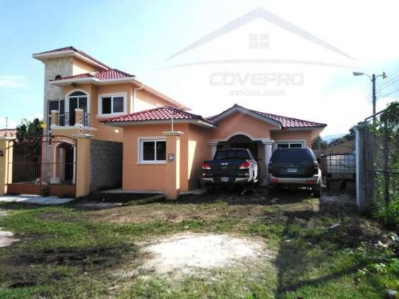 Se vende casa nueva en seran sps