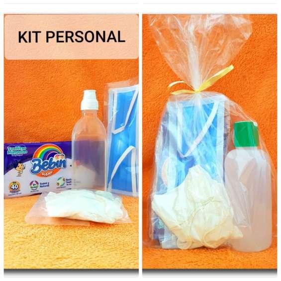 Kit personal de bioseguridad
