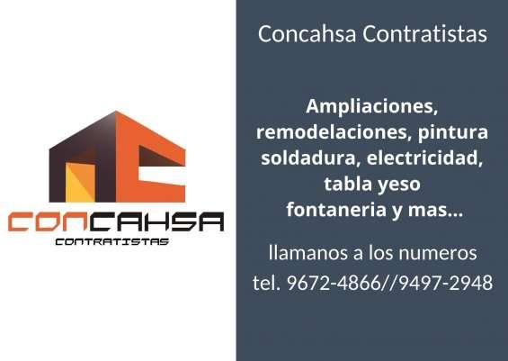 Servicios de mantenimiento residencial y empresarial